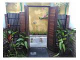 Gate masing2 kamar+garden